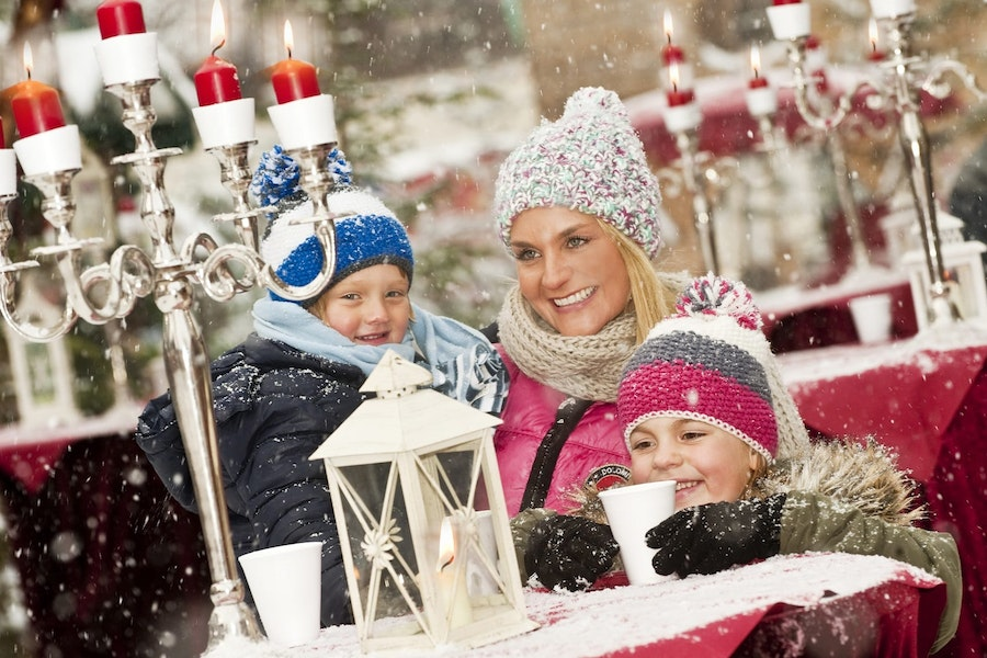 Christmas Week-Package for 6 days (incl. 5 days skipass)