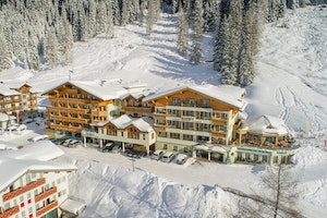 Vine & Gourmet Week for 7 days (with 6 day ski pass)