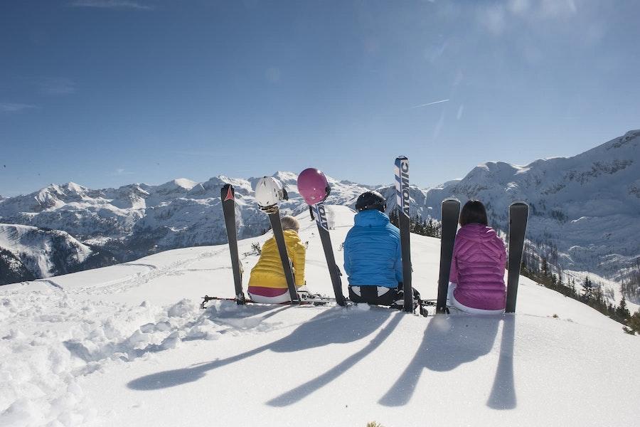 Firn-Ski 4=3 Tage (mit 3-Tages-Skipass)