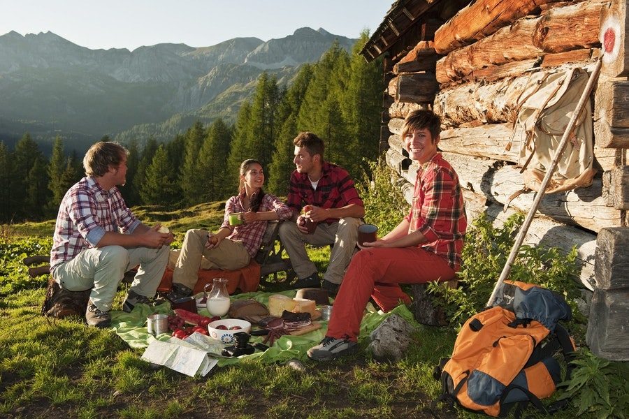 Bergglück – Wanderpauschale für 7 Tage