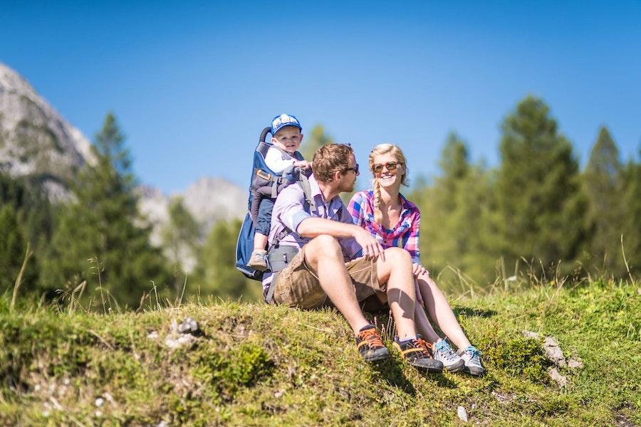 Bergglück – Wanderpauschale für 4 Tage